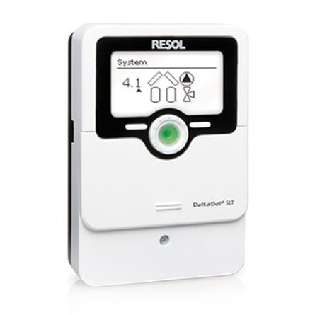 RESOL DeltaSol® Minipool Komplettpaket für Solar